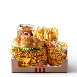 Mighty zinger Box