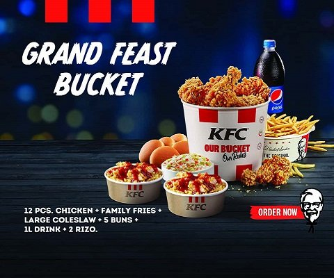 Kfc Egypt Menu Order Your Fried Chicken Online With Delivery