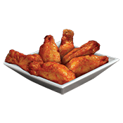 test, Pizza Hut, Chicken Wings ( Original )