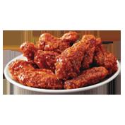 test, Pizza Hut, Chicken Wings ( Spicy )