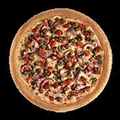 test, Pizza Hut, Hot N Spicy