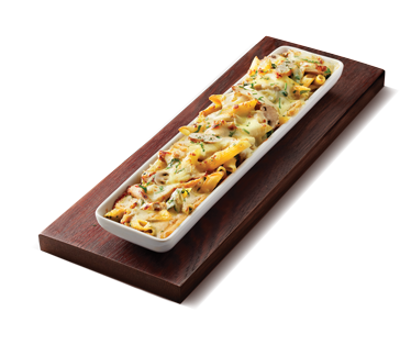 test, Pizza Hut, Veggie Baked Pasta