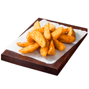 test, Pizza Hut, 200 gm potato wedges