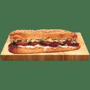 Sandwiches, Pizza Hut, Supreme sandwich