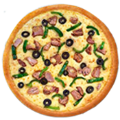 Crust, Toppings, Pizza Hut, Tuna Crust ,