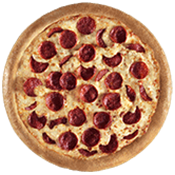 Deal Addons, Toppings, Pizza Hut, Classic Pepperoni ,