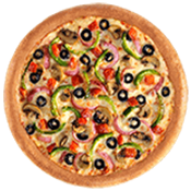 Deal Addons, Toppings, Pizza Hut, Vegetarian ,