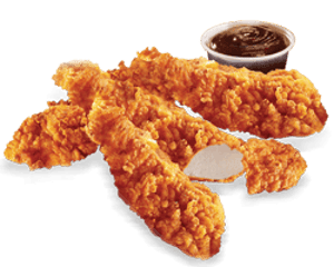 Combo, Chicken, Hardees, Little Tenders (3 PC ORG)